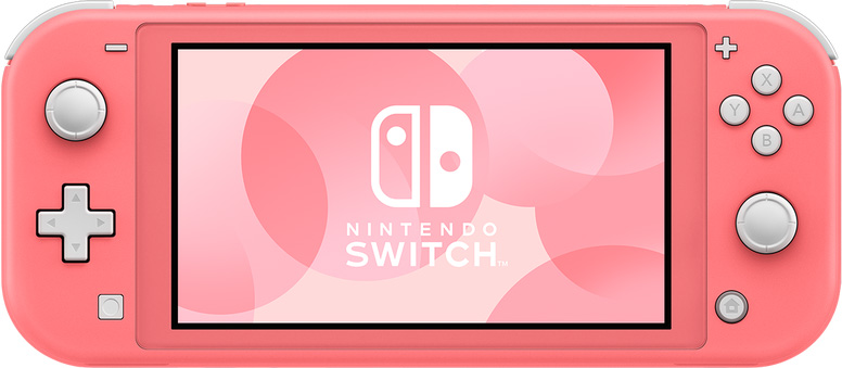 Nintendo Switch Lite 珊瑚色新款式主机 3 月 20 日推出插图