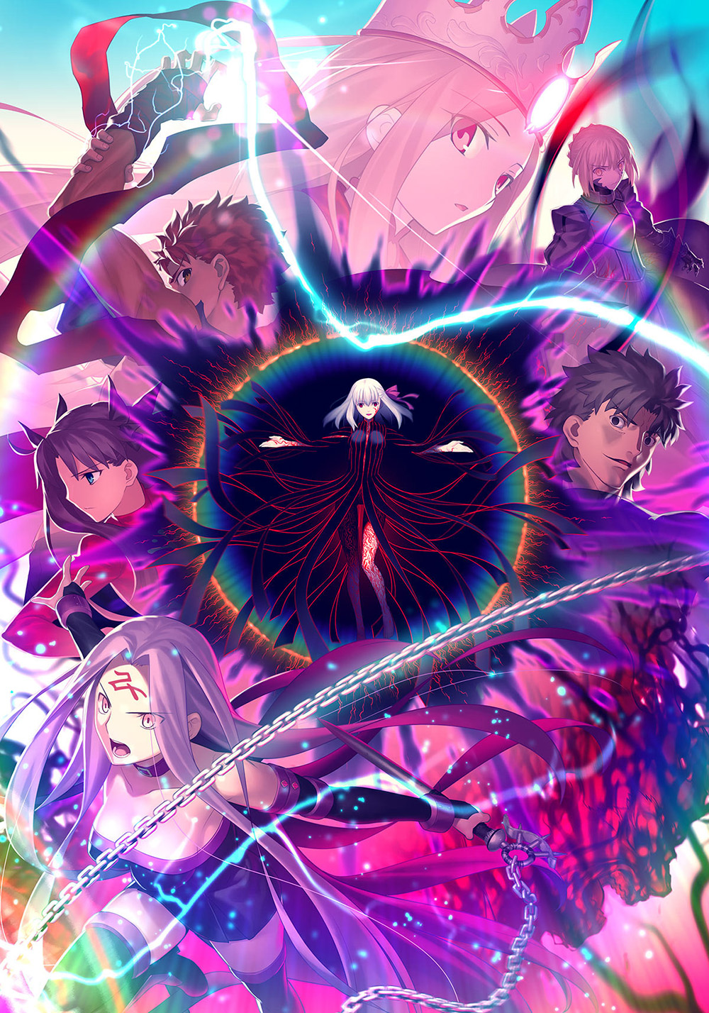 《Fate/stay night [Heaven's Feel] Ⅲ. 春樱之歌》日本将延期至 8 月 15 日上映插图